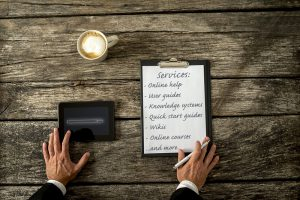 Technical writing services armada